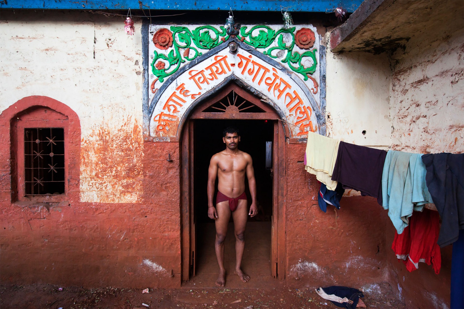 The Wrestlers of Kolhapur